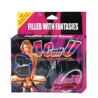 4 CUFF U- WRIST & ANKLE CUFFS