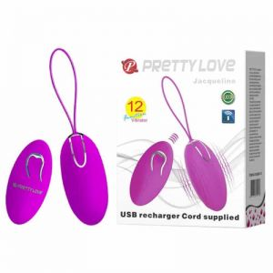 PRETTY LOVE JACQUELINE REMOTE CONTROL EGG