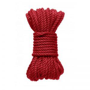 BONAGE LOVE ROPE - 5M RED