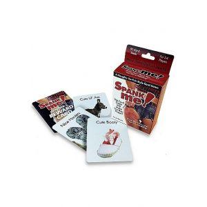 SPANK ME - NAUGHTY CARD GAME