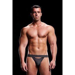 ENVY LOW-RISE JOCK-GREY