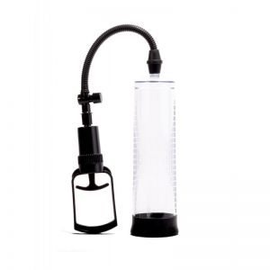 MANUAL PENIS PUMP TRANSPARENT