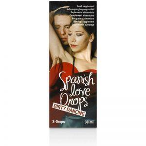 SPANISH LOVE DROPS DIRTY DANCING - 30 ML