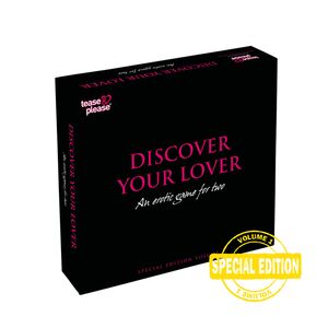 DISCOVER YOUR LOVER SPECIAL EDITION