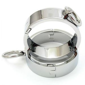 CHROME-PLATED STEEL RESTRAINTS
