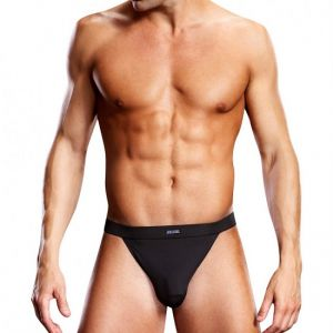 PERFORMANCE MICROFIBER LOW-PROFILE JOCK STRAP