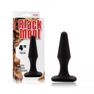BLACK MONT M SILICONE PLUG