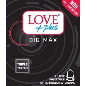 LOVE +PLUS – BIG MAX