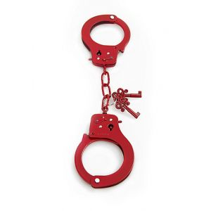 FETISH FANTASY SERIES DESIGNER CUFFS RED