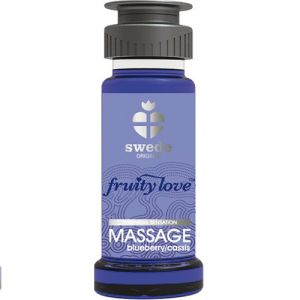 FRUITY LOVE MASSAGE- BLUEBERRY/CASSIS 50 ML