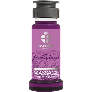 FRUITY LOVE MASSAGE- RASPBERRY/GRAPEFRUIT 50ML