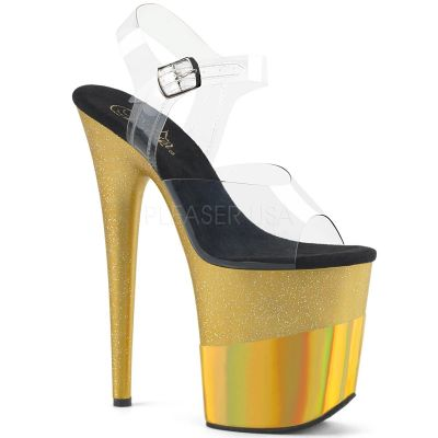 PLEASER FLAMINGO 808-2HGM GOLD