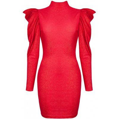 CADRE RED DRESS