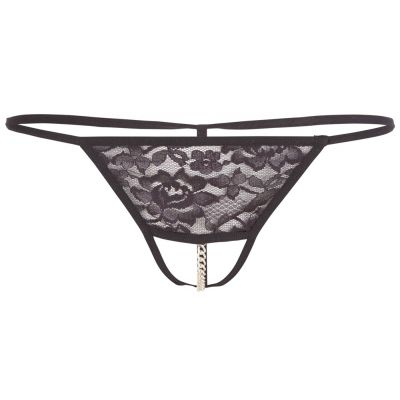 G-STRING WITH CHAIN BY MANDY MYSTERY LINGERIE