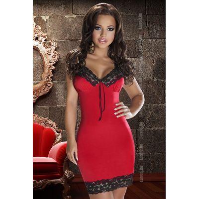 AVANUA NATASHA DRESS RED