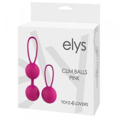 ELYS – CLIM BALLS PINK