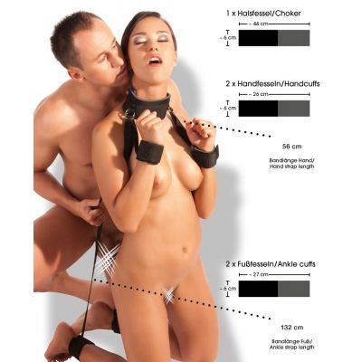 BAD KITTY RESTRAINTS KIT